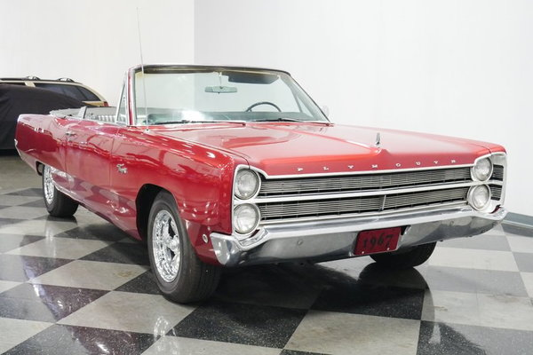 1967 Plymouth Fury III  for Sale $21,995