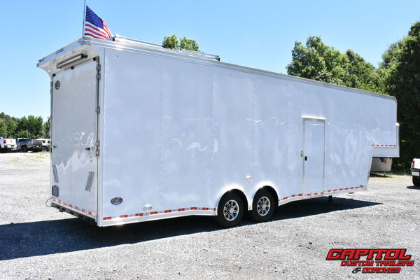 2020 UNITED SUPER HAULER 36' SPRINT CAR HAULER
