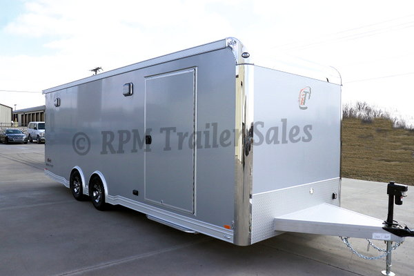 24' inTech Aluminum Car Trailer - 11508