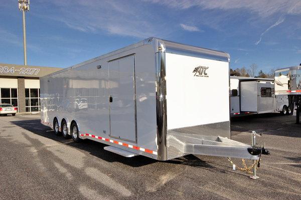 2020 ATC Quest CH305 32ft. Aluminum w/6,000lb. Axles
