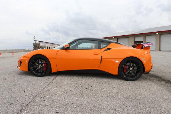 2017 Lotus Evora  for Sale $105,000