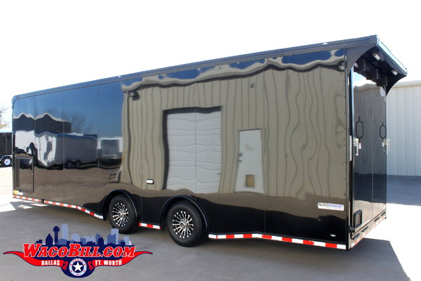 """USED 28' Black-Out Auto Master +18"""" X-Height Wacobil"""
