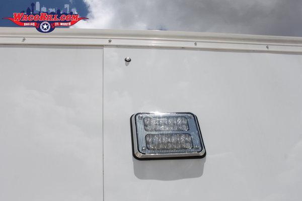 40' United Super Hauler X-Height Gooseneck Wacobill.com