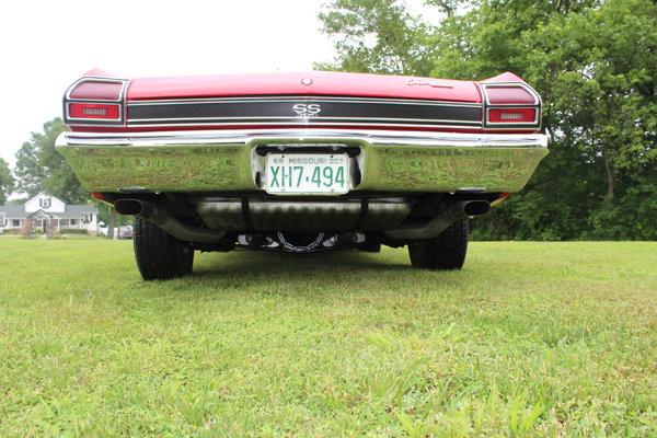 1969 Chevrolet Chevelle  for Sale $51,500