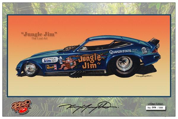 Jungle Jim The Lost Art  for Sale $59