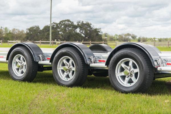 NEW Sundowner 2-Car Hauler Trailer - All Aluminum  for Sale $14,900