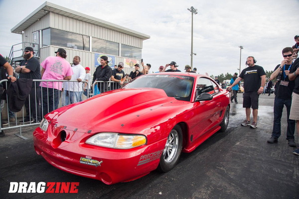 X275/Street Outlaw DMC/KBX Turbo Mustang  for Sale $114,000