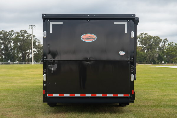 NEW Sundowner Toy Hauler Race Trailer  for Sale $95,900