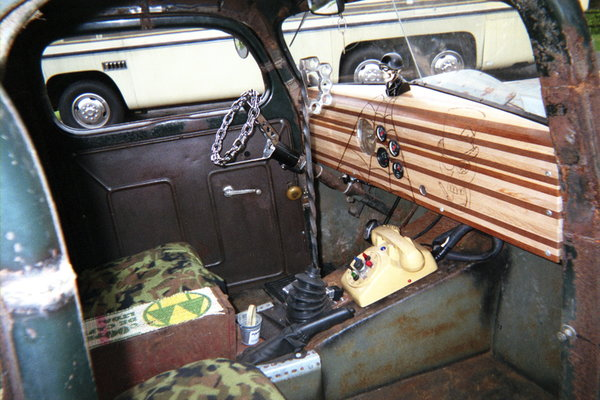 1939 Ford Ratrod