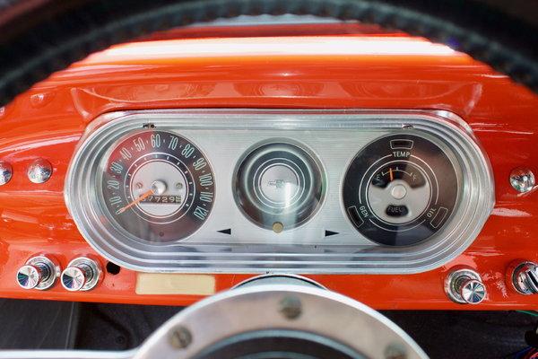1964 Chevrolet Nova 600+HP Pro-Street / Dart 400 SHP