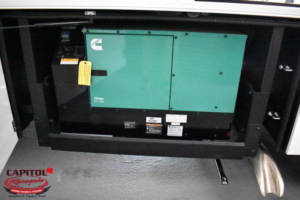 2022 Renegade Cascadia 126 15' Box Toterhome