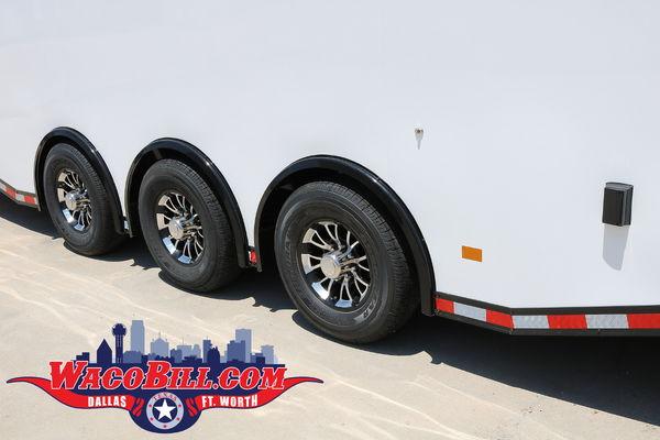 32' Motortrac SPD-LED +18 Extra-Height Wacobill.com
