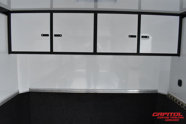 2021 inTech 24' ALL ALUMINUM / FULL ACCESS DOOR