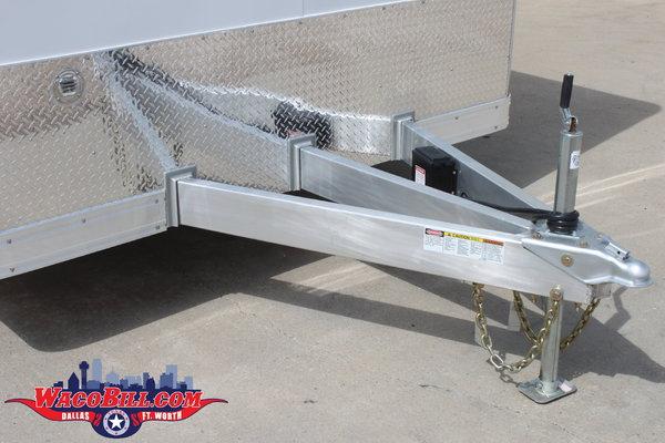 28' Bravo Star Performance Aluminum Trailer Wacobill.com
