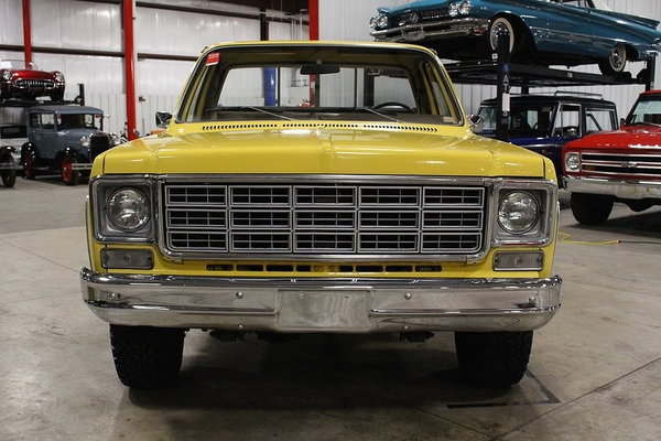 1977 GMC G15  for Sale $14,000