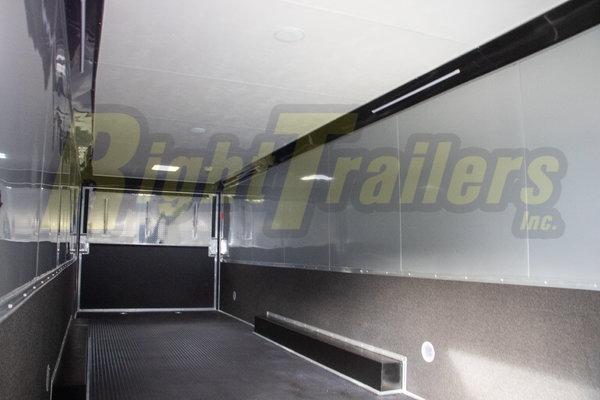 2021 34' Cargo Mate Race Trailer