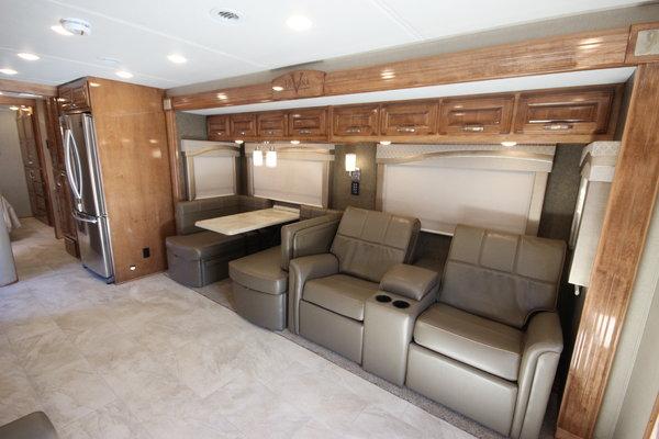 2019 Renegade Verona LE 40LTS Class C Motorhome