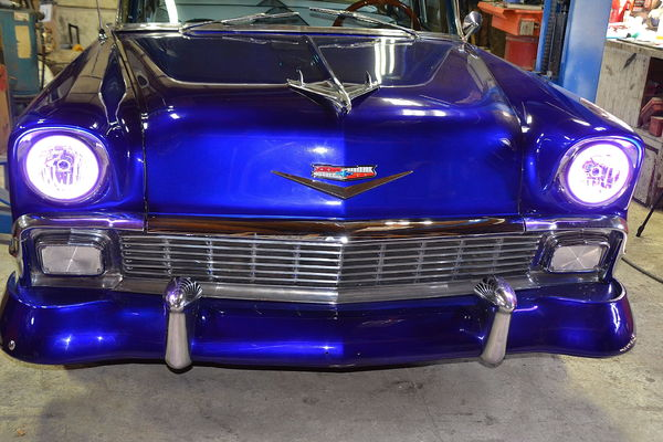 1956 Chevrolet Bel Air  for Sale $32,500