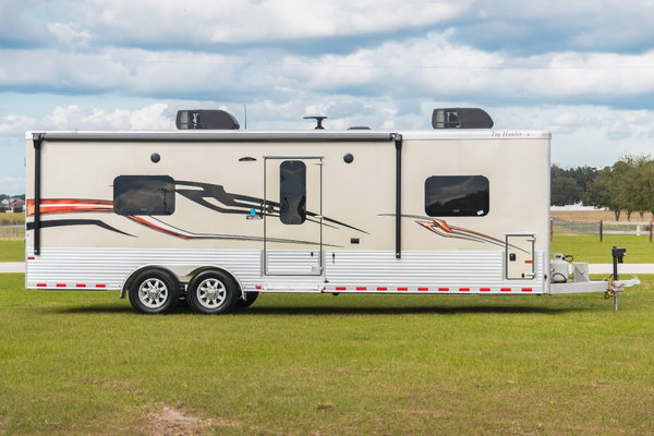 2019 Sundowner Bumper Pull Toy Hauler for sale in OCALA, FL, Price: $46,900
