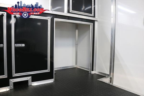 30' Auto Master SPD-LED Race Trailer Wacobill.com