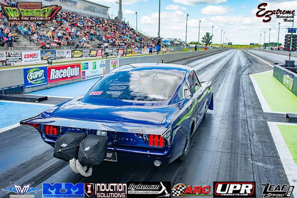 1966 Mustang FB X275/ Street Outlaw/ NT Small Tire