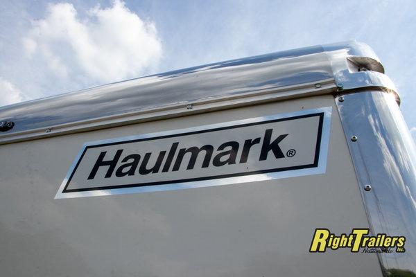 2021 8.5x34 Haulmark Race Trailer