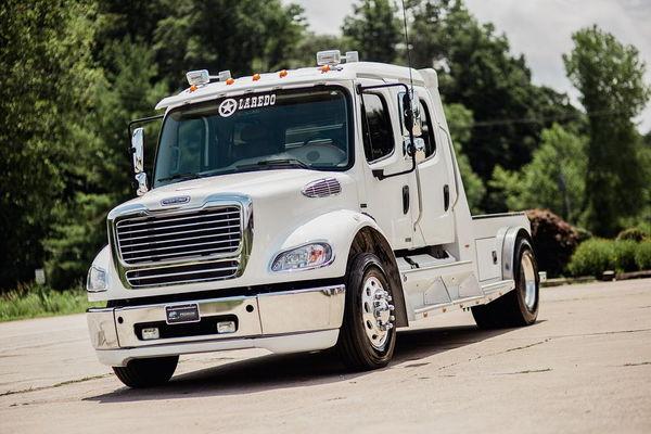 2010 FREIGHTLINER M2-112 LONESTAR HAULER  for Sale $138,500