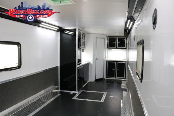 28' Auto Master Bathroom/ Shower Trailer Wacobill.com
