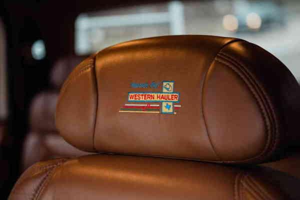 FREIGHTLINER M2-112 BIG BLOCK SPORT CHASSIS WESTERN HAULER  for Sale $105,000