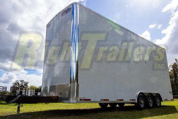 8.5 x 26 Team Spirit Race Stacker Trailer