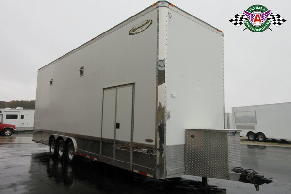 2008 Renegade 30' Stacker