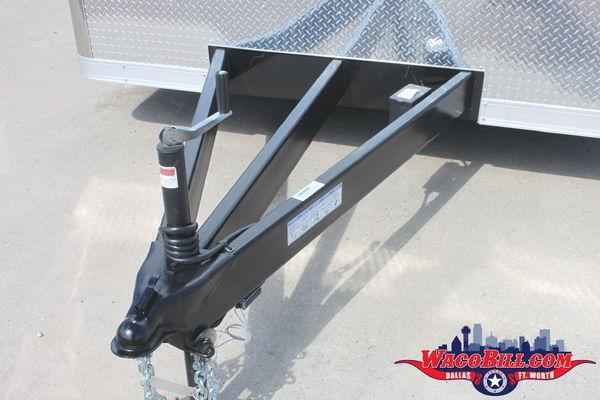 24' Nitro SPD-LED Loaded X-Height Race Trailer Wacobill.com