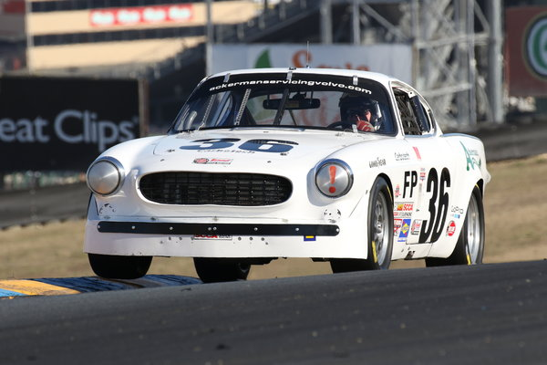 1962 Volvo P1800  for Sale $62,000