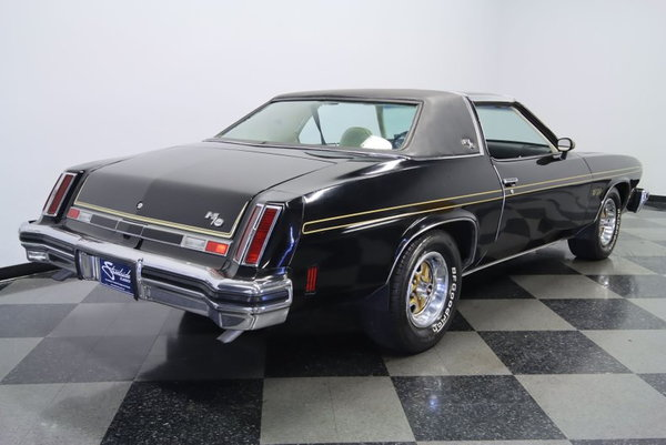 1975 Oldsmobile Cutlass Hurst/Olds W-30  for Sale $25,995