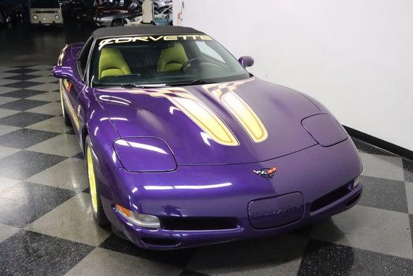 1998 Chevrolet Corvette convertible Pace car  for Sale $28,995