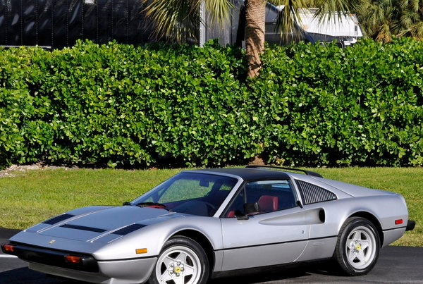 Ferrari 308 Gts For Sale >> 1984 Ferrari 308 Gts For Sale In New York Ny Price 59 000