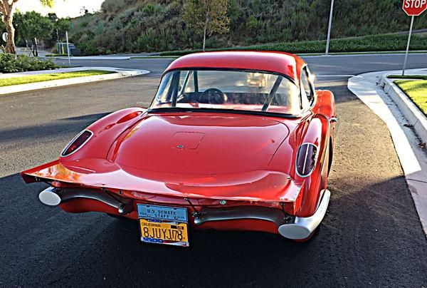 1958 Chevrolet Corvette  for Sale $35,000