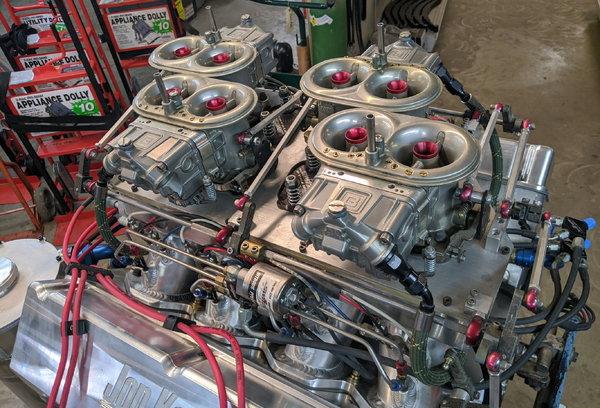 903 Kaase / Sonny's Pro Mod or Top Sportsman nitrous motor
