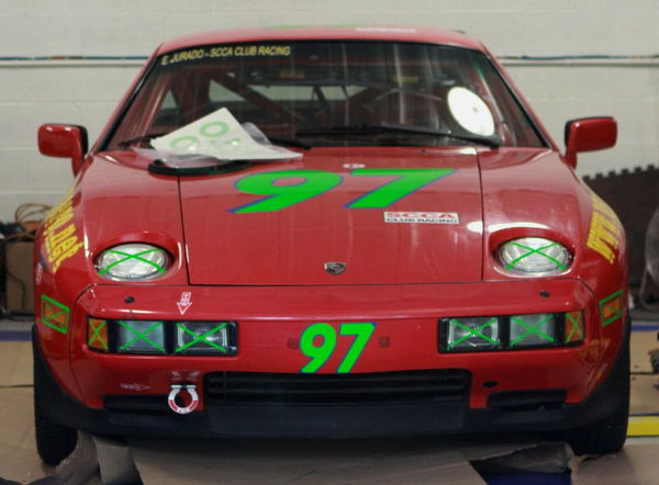 1986 PORSCHE 928 MODIFIED FOR RACING  for Sale $29,500