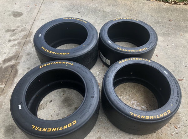 Continental320/650/r18  325/710/r18.  for Sale $1,000