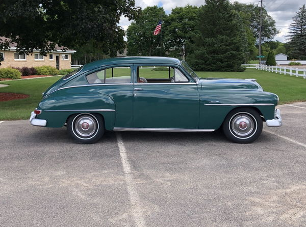 1951 PLYMOUTH CONCORD  for Sale $10,950