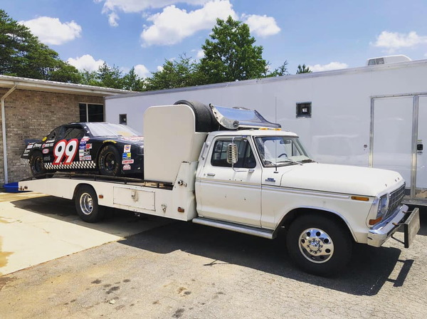 1979 Ford ramp truck  for Sale $12,500