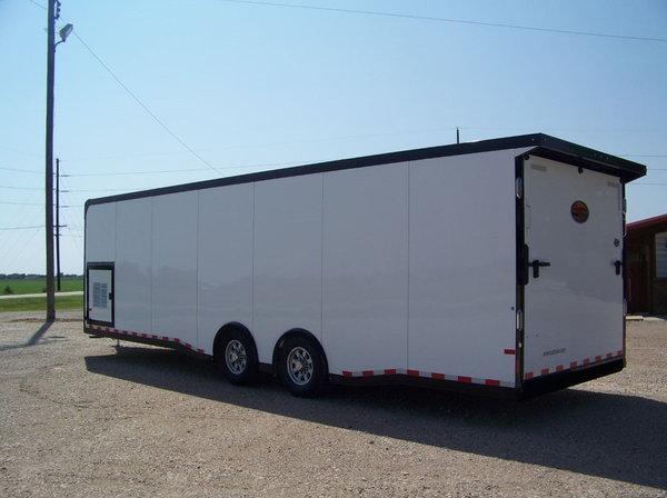 2019 Sundowner Trailers Enclosed RCS28BP Car / Racing Traile  for Sale $26,529