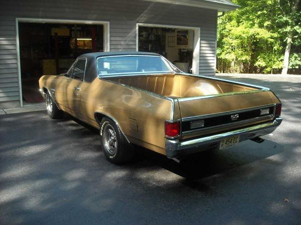 1972 CHEVROLET EL CAMINO  for Sale $32,949