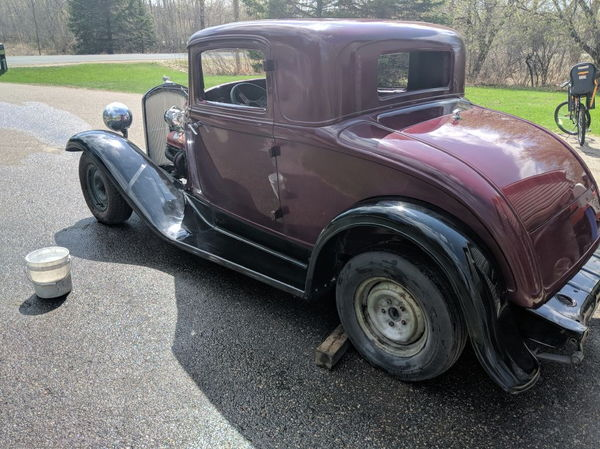 1932 PLYMOUTH PB  for Sale $17,000