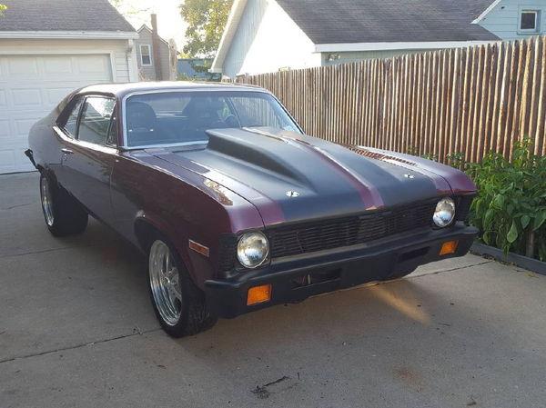 1971 CHEVROLET NOVA  for Sale $22,500