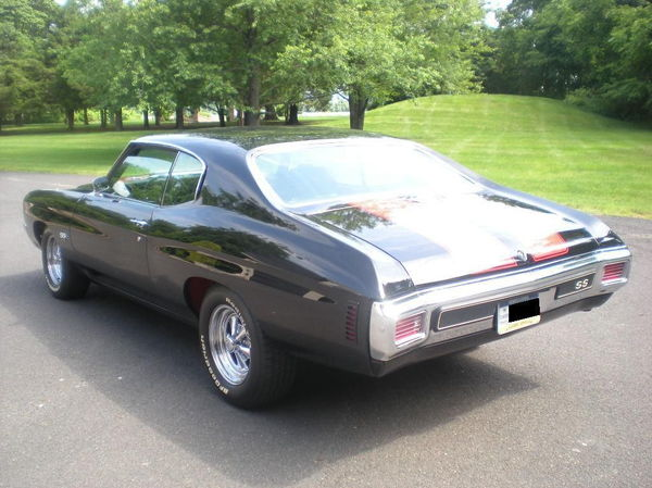 1970 CHEVROLET CHEVELLE  for Sale $65,000