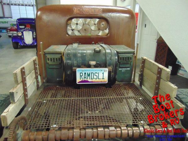 2015  dodge   3/4 Pick up Rat Rod  for Sale $31,500