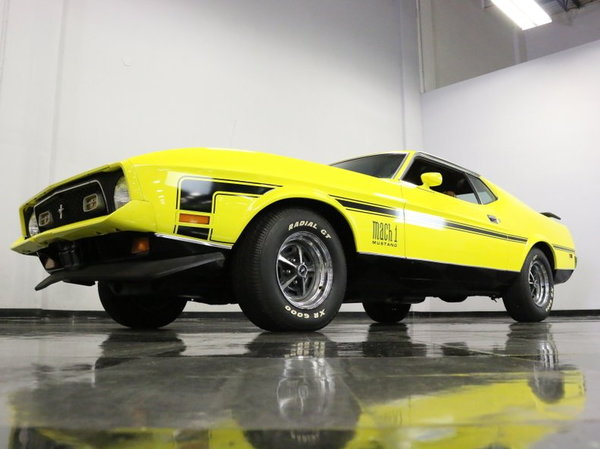 1971 Ford Mustang Mach 1  for Sale $23,995