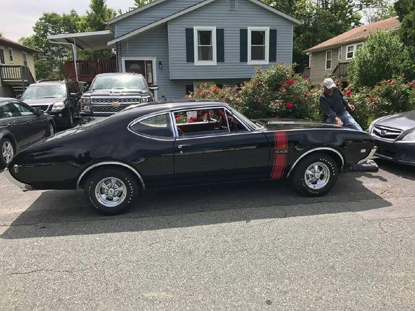1968 OLDSMOBILE 4-4-2  for Sale $32,500